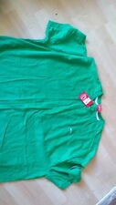 Slazenger Green Mens T-shirt Size 4xl