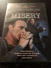 DVD - Stephen King's: Misery (2000, WS/FS) w/ Chapter Booklet RARE & OOP
