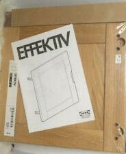 IKEA EFFEKTIV WOOD CABINET DOOR MODEL # 0520 NWT