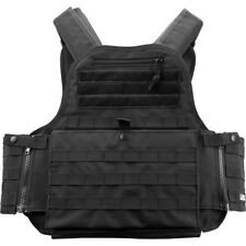 Barska Loaded Gear VX-500 Black Plate Carrier Armor Tactical Molle Vest BI12260