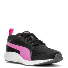 PUMA SWYPE LOW SNEAKERS WOMEN SHOES BLACK/PINK 189191-01 SIZE 8 NEW