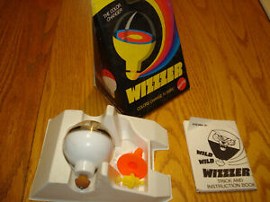 MATTEL WILD WILD  WIZZZER THE COLOR CHANGER TRICK TOP VINTAGE 1970