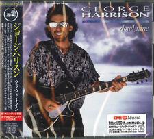 GEORGE HARRISON-CLOUD NINE-JAPAN CD+BOOK BONUS TRACK F25