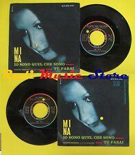 LP 45 7'' MINA Io sono quel che sono Tu farai 1964 italy MARTELLI no cd mc dvd*