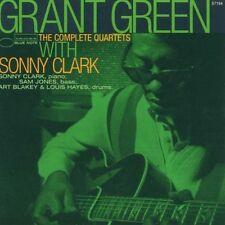 Grant Green - Complete Quartets with Sonny Clark (+ 3 Tracks) [New CD]