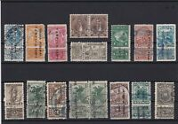 mexico revenue  stamps ref r12851
