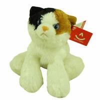 Aurora World Plush - Mini Flopsie - ESMERALDA the Cat (8 inch) - Stuffed Animal