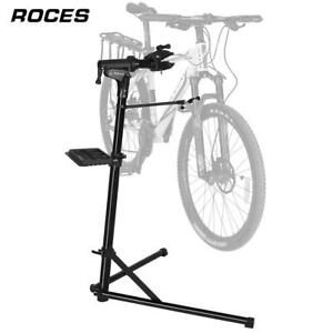 BIKE BICYCLE Repair WorkStand Home Portable Mechanics Aluminum Alloy Floor Stand