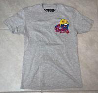 Men's Urban Necessities Atlanta 2017 Sneaker Con T-Shirt Gray Size S