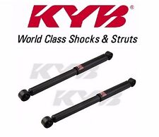For KYB 2 Rear Shocks for Dodge Ram 1500 Ram 3500 Chevrolet Silverado 1500