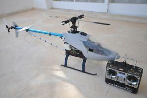 Radio control Helicopter KALT Space Baron 30 - Made in Japan (Original Kit)