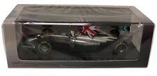 Spark Mercedes F1 W05 Winner Abu Dhabi GP 2014 - Lewis Hamilton 1/43 Scale