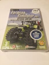Farming Simulator 2011 - Extra Add On Pack (PC CD) PC&Video Games