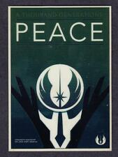 STAR WARS CHROME PERSPECTIVES  JEDI INFORMATION GUIDE CARD No.3