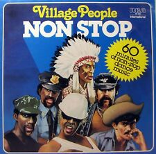 VILLAGE PEOPLE Non Stop LP    SirH70