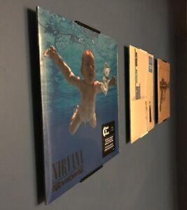 Vinylrax. Album Display. Wall mount display. Vinyl record display.