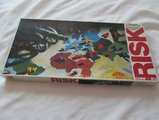 1975 vintage RISK War Strategy Board Game Parker Brothers jeu 100% complete