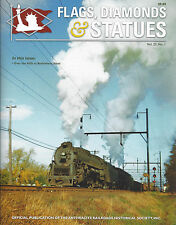 Flags, Diamonds & Statues: Spring 2015, Anthracite Rr Historical Society - New