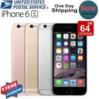 Apple iPhone 6S ~NEW~Unlocked 64GB T-mobile At&t Verizon Cricket