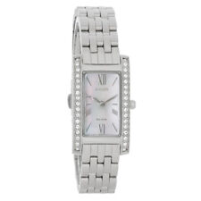 Citizen Eco-Drive Silhouette Ladies Stainless Steel Watch EX1470-60D