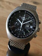 Reloj OMEGA SPEEDMASTER MARK 4.5 Wrist Watch - Swiss Vintage 1970s - Steel Mesh