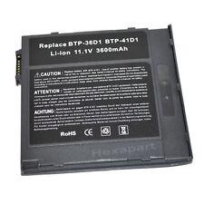Batterie pour Acer 60.45H03.001 BTP-36D1 11.1V 3600mAh