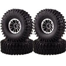 4P RC Rock Crawler Beadlock Wheel Rim & 120MM Super Swamper Tyre 1/10 1051-7037