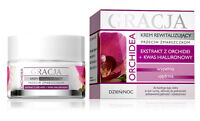 MIRACULUM GRACJA FACE CREAM REVITALIZING ANTI AGEING ORCHID EXTRACT FIRMING