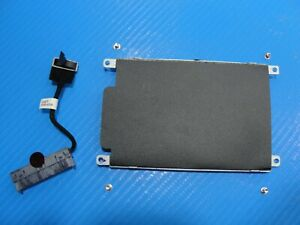 "HP Compaq Presario CQ56-115DX 15.6"" Genuine Hard Drive Caddy w/ Screws Connector"
