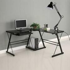 Black Swing Arm Flexible Clamp Mount Lamp Office Studio Home Table Desk Light