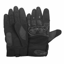 FOX MILITARY SHOOTERS GLOVES Leather Ergonomic Hunting Shooting - Medium - NEW