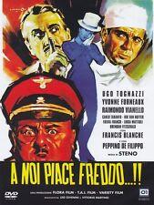 Dvd A NOI PIACE FREDDO *** Tognazzi Vianello e Peppino de Filippo ***......NUOVO