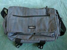 Eastpak Satchel Laptop Messenger Bag Grey