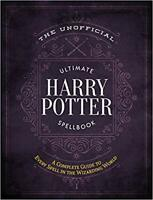 The Unofficial Ultimate Harry Potter...by Media Lab Books HARDCOVER 2019