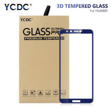 Crystal Clear 3D Tempered Glass Screen Protector For Huawei Mate 9 10 P10 P20 8