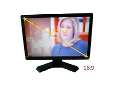 "17"" inch TFT LCD Monitor analog TV AV VGA HDMI Input Port+USB port+audio port"
