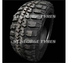4X 35X12.5R17 BRAND NEW FEDERAL COURAGIA MUD TERRAIN TYRES 3512517 OFFROAD 125Q