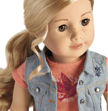 "American Girl 18"" Tenney Grant Doll Book Outfit Blonde Hair Musician Book"