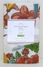 POTTERY BARN Zinnia Palampore Organic STANDARD Sham, NEW