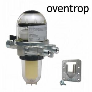 Oventrop Heizölfilter / Ölfilter, Entlüfter Toc-Duo-3, Sikueinsatz, 2142732