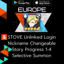 [Europe] Krau | Epic Seven Epic 7 Name Change Starter Account