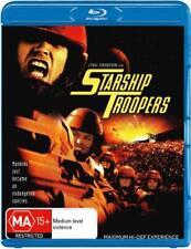 Starship Troopers  - BLU-RAY - NEW Region B