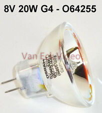 Osram Halogen Lamp Cold Mirror 8V / 20W - G4  64255