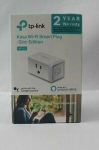 TP-Link Kasa Wi-Fi Smart Plug KP100 No Hub Required Alexa / Google Assistant NEW
