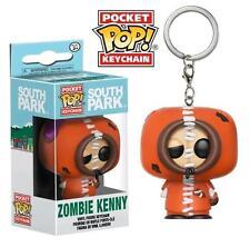 South Park Zombie Kenny  Pocket Pop! Keychain Keyring Bag Clip FUNKO