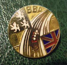 PIN SPILLA - BRITISH BOB - BBA ENGLAND INGLESE - VINTAGE (S-O-6)