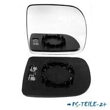 Spiegelglas für RENAULT RAPID 1994-1997 rechts sphärisch beifahrerseite