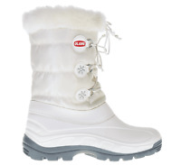 SCARPE STIVALI DOPOSCI NEVE DONNA OLANG PATTY 825 BIANCO ORIGINALE AI NEW
