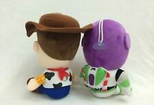 Funny Toy Story Woody Buzz Lightyear Plush Soft Doll 7''/18cm Tall set of 2