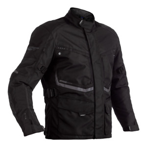 RST 102492 Maverick CE Ladies Textile Motorcycle Motorbike Jacket - Black